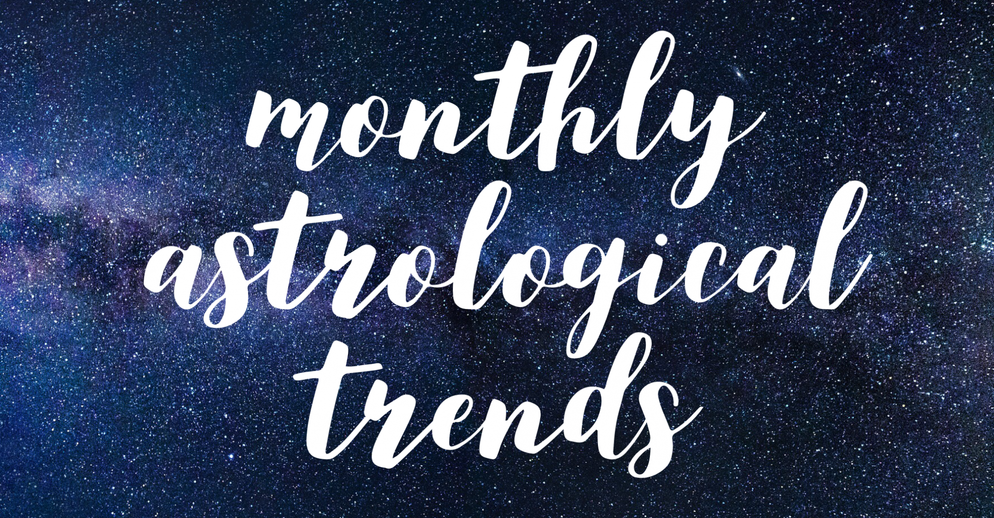 Overview: Astrological Trends for April 2018